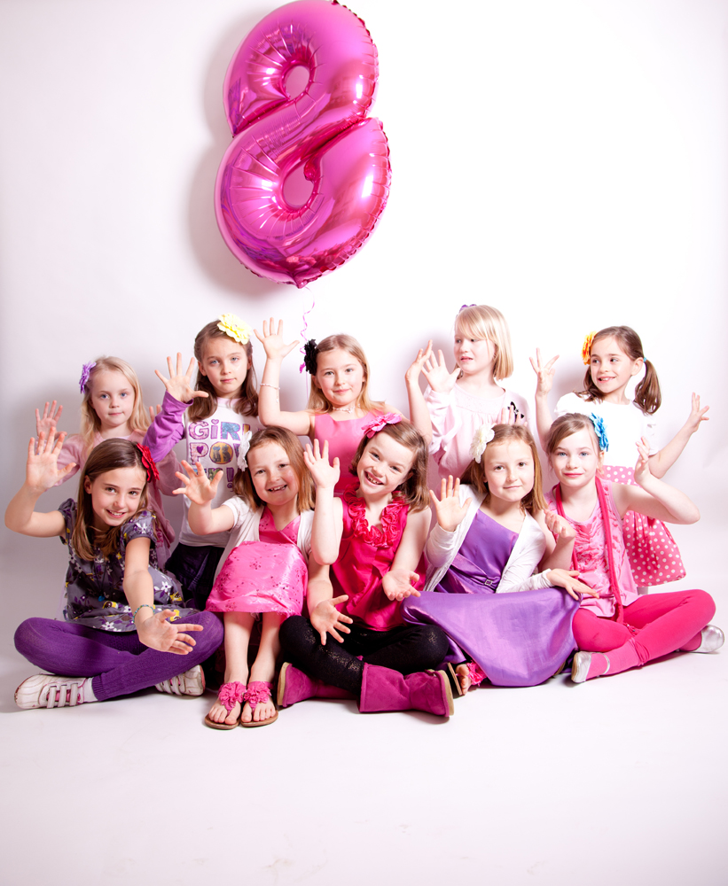 Photoshoot Birthday Party